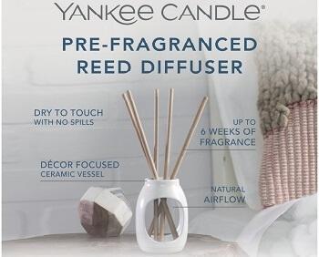 Pre-Fragranced Reeds
