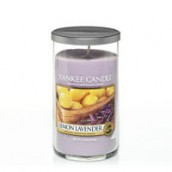 Yankee Candle Lemon Lavender Medium Pillar