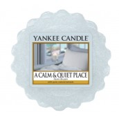 A Calm & Quiet Place Wax Tart