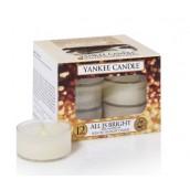 Yankee Candle All is Bright Tea Lights