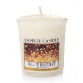 Yankee Candle All is Bright Votive Sampler