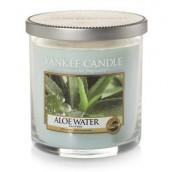 Yankee Candle Aloë Water Geurkaars Small Pillar (35-45 branduren)