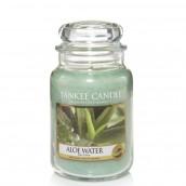 Yankee Candle Aloë Water Geurkaars Large Jar Candle (150 branduren)