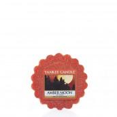 Yankee Candle Amber Moon Wax Tart (8 Geururen)