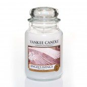 Yankee Candle Angel's Wings Geurkaars Large Jar Candle (150 branduren)