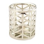 Yankee Candle Arrow Chrome Votive Holder
