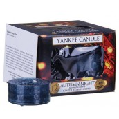 Yankee Candle Autumn Night Tea Lights