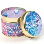 Bomb Cosmetics Passion Fruit Fandango Tinned Candle