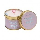 Bomb Cosmetics Snow Angel Tinned Candle