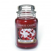 Yankee Candle Berry Trifle Geurkaars Large Jar Candle (150 branduren)
