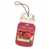 Yankee Candle Black Cherry Car Jar