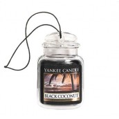 Yankee Candle Black Coconut Car Jar Ultimate