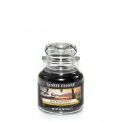 Yankee Candle Black Coconut Geurkaars Small Jar Candle (40 branduren)