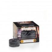 Yankee Candle Black Coconut Tea Lights (6 branduren)