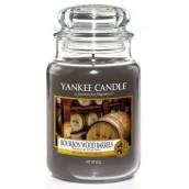 Yankee Candle Bourbon Wood Barrels Large Jar