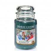 Yankee Candle Bundle Up Geurkaars Large Jar Candle (150 branduren)