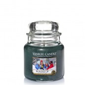 Yankee Candle Bundle Up Geurkaars Medium Jar Candle (90 branduren)