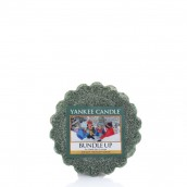 Yankee Candle Bundle Up Wax Tart (8 Geururen)