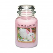 Yankee Candle Bunny Cake Geurkaars Large Jar Candle (150 branduren)