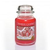 Yankee Candle Candy Cane Lane Geurkaars Large Jar Candle (150 branduren)