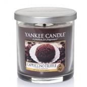 Yankee Candle Cappuccino Truffle Geurkaars Small Pillar Candle (35-45 branduren)
