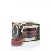 Yankee Candle Cappuccino Truffle Tea Lights (6 branduren)