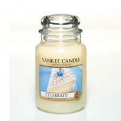 Yankee Candle Celebrate Geurkaars Large Jar Candle (150 branduren)