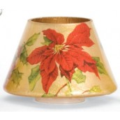 Yankee Candle Christmas Flower Large Shade
