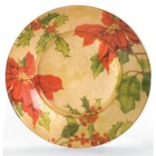 Yankee Candle Christmas Flower Large Tray
