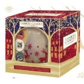 Yankee Candle Christmas Melt Warmer & 3 Tarts Giftset