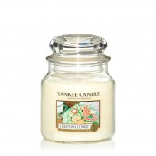 Yankee Candle Christmas Cookie Geurkaars Medium Jar Candle (90 branduren)