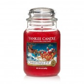 Yankee Candle Christmas Eve Geurkaars Large Jar Candle (150 branduren)