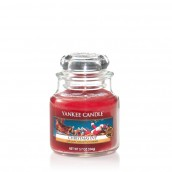 Yankee Candle Christmas Eve Geurkaars Small Jar Candle (40 branduren)