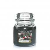 Yankee Candle Christmas Garland Geurkaars Medium Jar Candle (90 branduren)