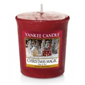 Yankee Candle Christmas Magic Votive Sampler