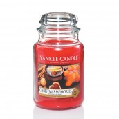 Yankee Candle Christmas Memories Geurkaars Large Jar Candle (150 branduren)