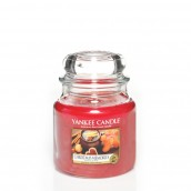 Yankee Candle Christmas Memories Geurkaars Medium Jar Candle (90 branduren)