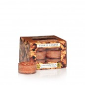Yankee Candle Cinnamon Stick Tea Lights (6 branduren)