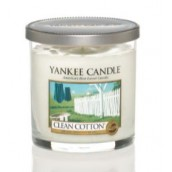 Yankee Candle Clean Cotton Small Pillar