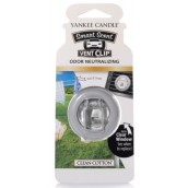 Yankee Candle Clean Cotton Car Vent Clip