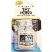Yankee Candle Coconut Bay Car Jar Ultimate