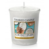 Yankee Candle Coconut Splash Votive Sampler