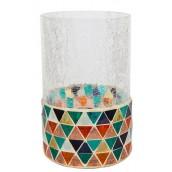 Yankee Candle Corsica Mosaic Jar Holder