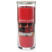 Yankee Candle Cosy By the Fire Large Pillar