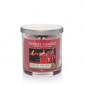Yankee Candle Cosy By the Fire Small Pillar