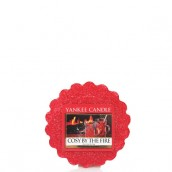 Yankee Candle Cosy By The Fire Wax Tart (8 Geururen)