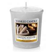 Yankee Candle Crackling Wood Fire Votive Sampler