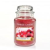 Yankee Candle Cranberry Ice Geurkaars Large Jar Candle (150 branduren)
