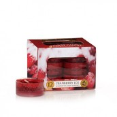 Yankee Candle Cranberry Ice Tea Lights (6 branduren)