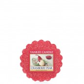 Yankee Candle Cranberry Pear Wax Tart (8 Geururen)